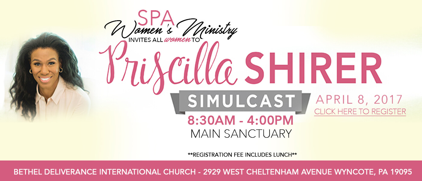 SPA Women's Ministry Event