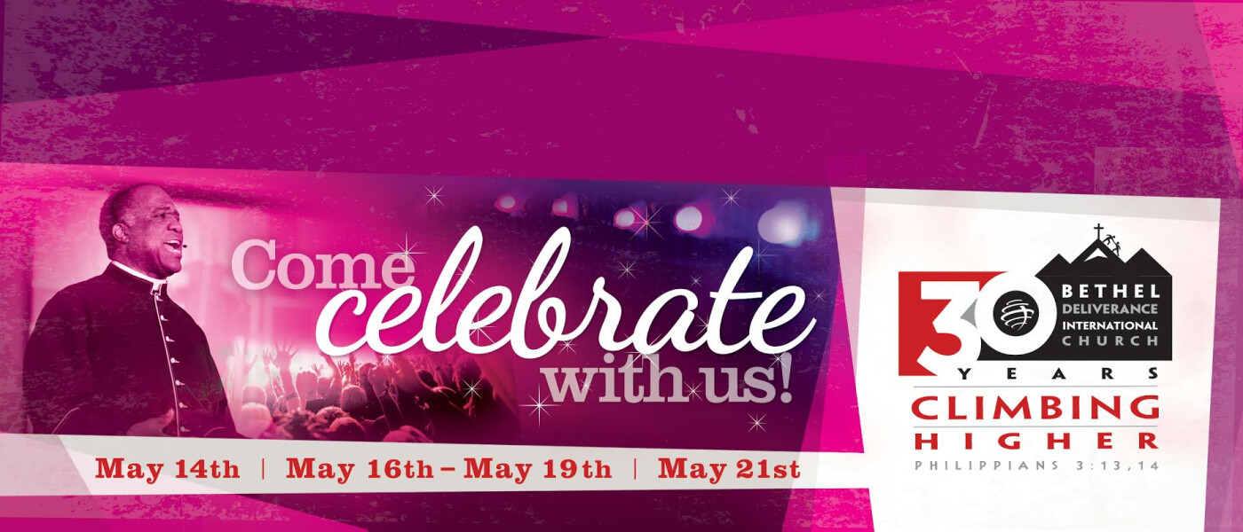 30th Anniversary Week of Services