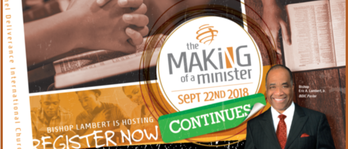Making of a Minister IV