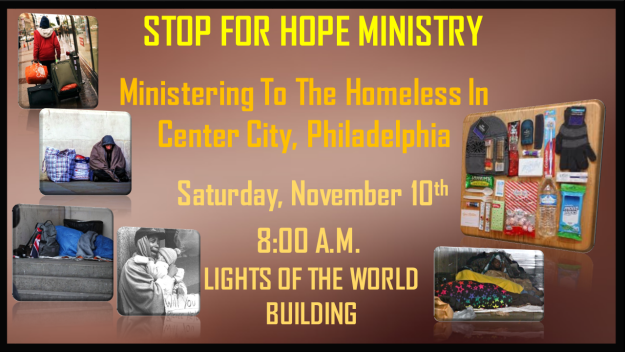 S.T.O.P.  & Hope One Day of Hope Ministries