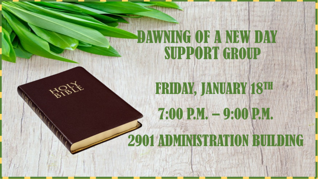 Dawning of a New Day Support Group