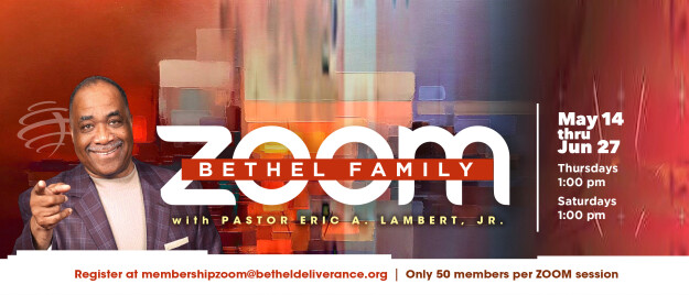 Bethel Family Zoom Sessions