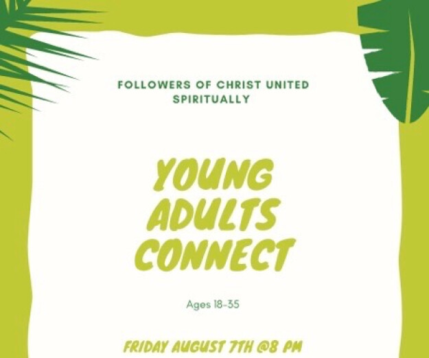 F.O.C.U.S Young Adults Connect