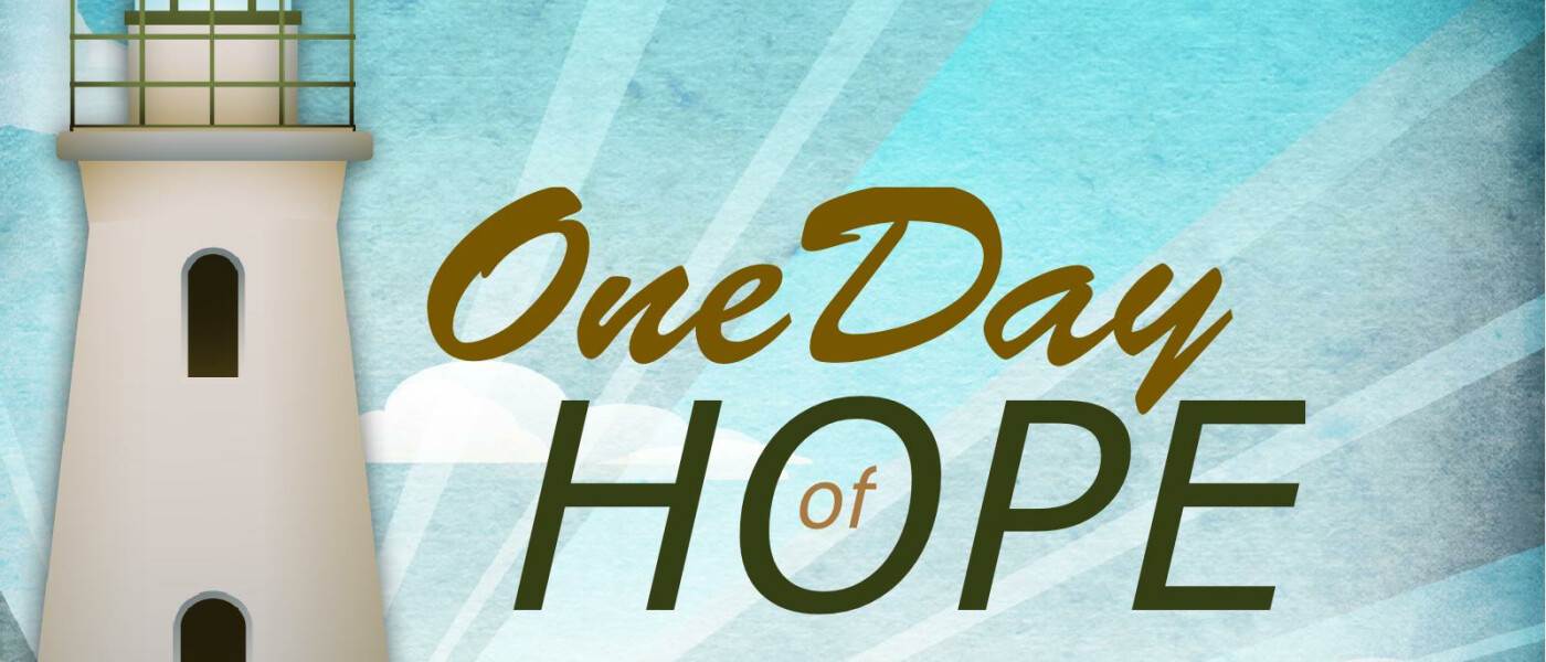 One Day of Hope Donation Drive