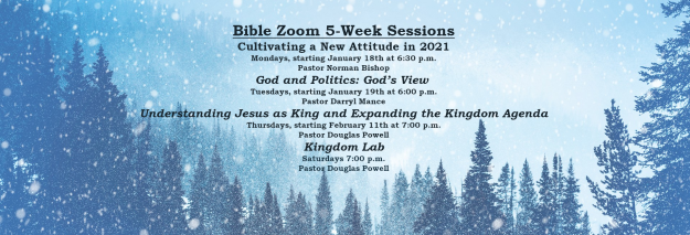 Zoom Bible Engagement Sessions