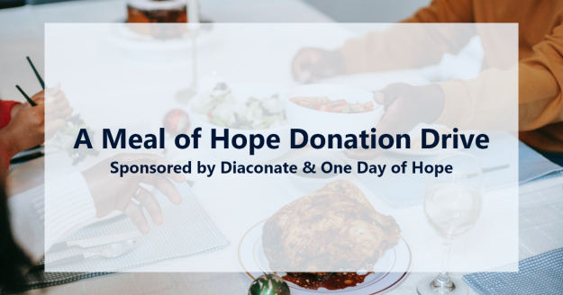 Meal of Hope Donation Drive
